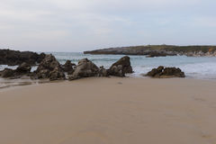The beach of Toró Royalty Free Stock Photography