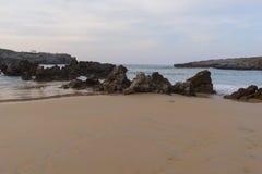 The beach of Toró Stock Image