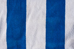 Beach towel Royalty Free Stock Photography