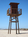Beach Tower Royalty Free Stock Images