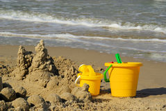 Beach toy Royalty Free Stock Photography