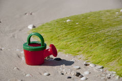 Beach toy Stock Photos