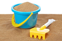 Beach toys Royalty Free Stock Photos