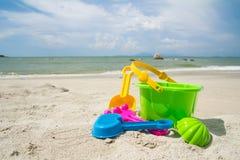 Beach toys Royalty Free Stock Photography