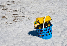 Beach Toys Stock Image