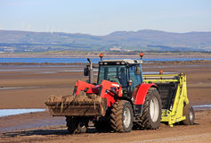 Free Beach Tractor Stock Photos - 32263543