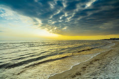 Beach Tranquility Royalty Free Stock Images