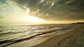 Beach Tranquility stock video footage