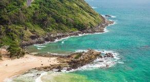 Beach. Travel. Phuket - tropical island, Thailand Stock Photo