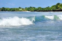 Beach and tropical ocean Stock Photography