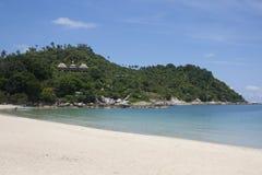 The beach.Thailand Koh Phangan Royalty Free Stock Image