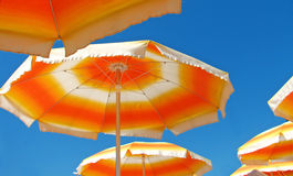 Beach Umbrella. Umbrella royalty free stock images