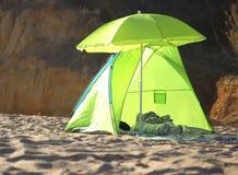Free Beach Umbrella Royalty Free Stock Photo - 25852205