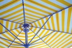 beach umbrella Стоковые Изображения RF