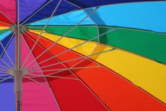 Free Beach Umbrella Royalty Free Stock Photo - 888215