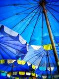 beach umbrella. Royalty Free Stock Photography