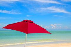 Beach Umbrella Royalty Free Stock Images