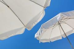 Beach Umbrellas Royalty Free Stock Photography