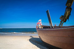 Beach of Usedom Royalty Free Stock Image