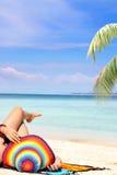Beach Vacation Royalty Free Stock Photo