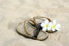 Beach vacation Royalty Free Stock Photography