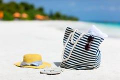 Beach vacation Stock Photos