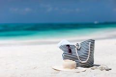 Beach vacation Stock Image