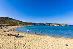 Beach Vai Stock Images