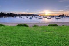 Beach view Royalty Free Stock Photos