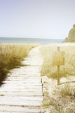 Beach view Royalty Free Stock Photography