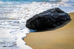 Beach view royalty free stock images