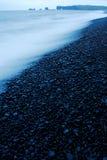 Beach of Vik i Myrdal, Iceland Stock Photography