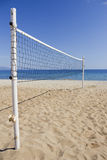Beach Volleball Net Royalty Free Stock Image