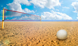 Free Beach Volley Royalty Free Stock Images - 14931999