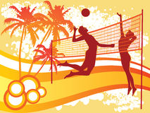 Free Beach Volley Stock Images - 20085134