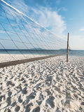 Beach volley Royalty Free Stock Image