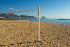 Beach volley Royalty Free Stock Photography