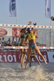 Beach volley Royalty Free Stock Images