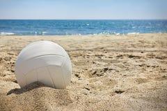 Beach volley Fotografie Stock Libere da Diritti