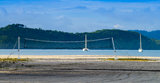 Beach Volley Court Royalty Free Stock Photography