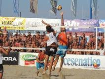 Beach Volley Championship 2015 (FINAL) Stock Photos