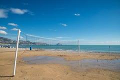 Beach volley Royalty Free Stock Photos