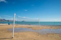 Beach volley Stock Photo