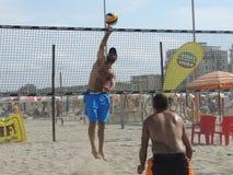 Beach Volley Emilia Romagna 2015 (U19 - U21) Stock Images
