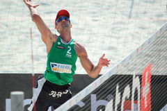 Beach volleyball - Cunha Stock Images