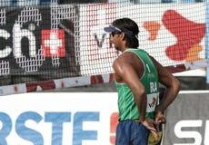Beach Volleyball / Ricardo San Royalty Free Stock Image
