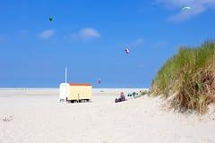 Beach wagon Royalty Free Stock Photo