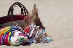 Beach Wares Stock Photos
