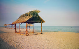 By the beach Royalty Free Stock Images