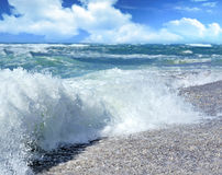 Beach Wave Stock Photography